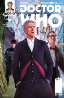 Doctor Who The Twelfth Doctor Adventures: Year Three #2 (Cover B)